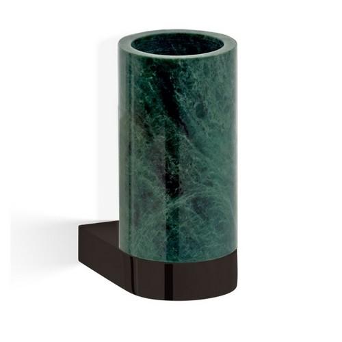 Decor Walther Century bekerhouder wandmodel groen marmer in diverse kleuren houder