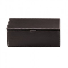 Decor Walther Brownie BMD2 box met deksel zwart