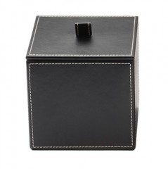 Decor Walther Brownie BMD1 box met deksel zwart