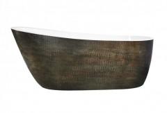 Croco-First vrijstaand acryl bad 180x80x73cm Croco