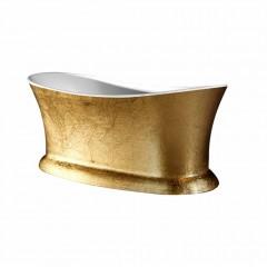Bridgegold vrijstaand acryl bad 175x79x70cm Goud