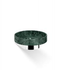 Decor Walther Century zeepschaal wandmodel groen marmer in diverse kleuren houder