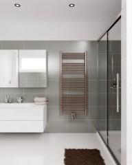 Instamat Rondo Lux CV badkamerradiator 180 cm hoog en diverse lengtes/kleuren
