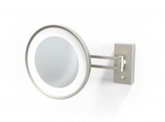 Decor Walther scheerspiegel Nikkel wandmodel LED vergroting 3x/5x