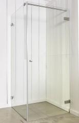 Luca Glass type F douchecabine 78x70x200 cm diverse kleuren