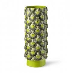 Botteganove Plumage vaas Lime Green