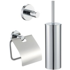 Vigo Toilet accessoire set in meerdere kleuren
