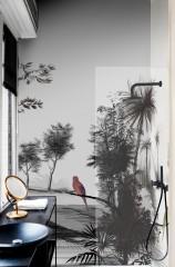 Wall & Deco Badkamerbehang Imaginary Paradise